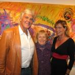 Marion Meyer Contemporary Art, Laguna Beach, California, Opening Night, November 23, 2008