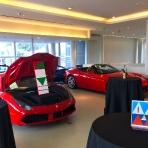 BURKHARDT ART @ FERRARI PALM BEACH