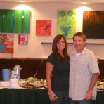 FORSTER GALLERY MIAMI EARTH ART LAUNCH, SEPTEMBER 14, 2010